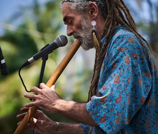Martin Nivaan flute